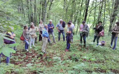 Proseguono i lavori per il progetto di cooperazione con il GAL Ardèche