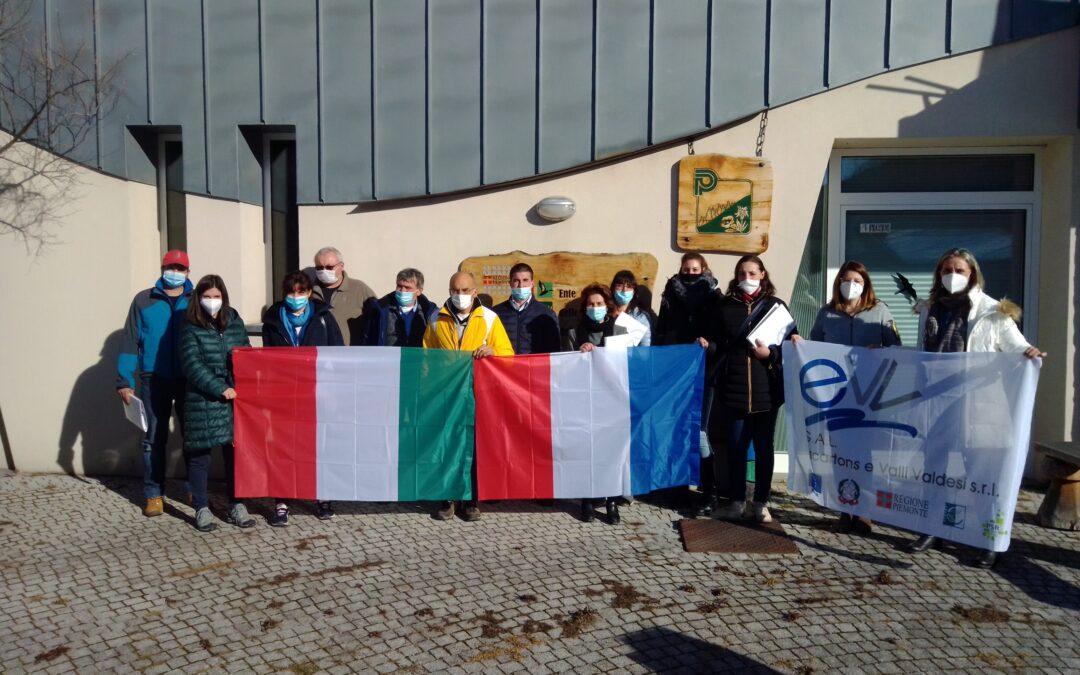 """Un incontro tra produttori italiani e francesi per il progetto """"Valorizzazione dei prodotti di montagna"""""""